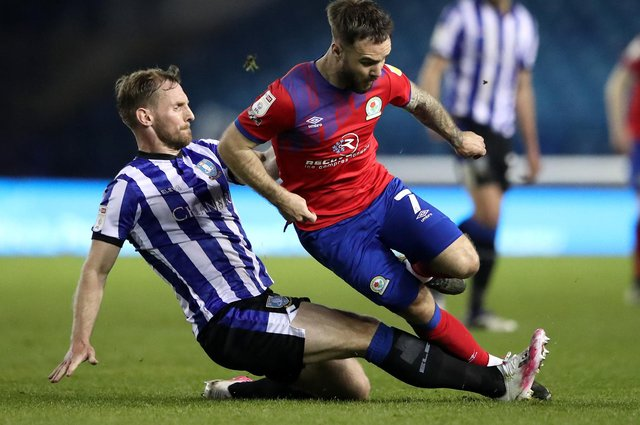 Tom Lees is out of contract at the end of this season.