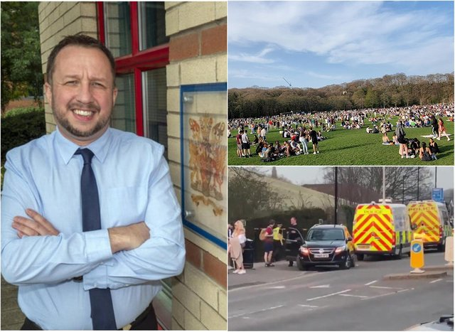 Steve Kent, chairman of the South Yorkshire branch of the Police Federation, has defended police officers tasked with patrolling parks in Sheffield during the coronavirus pandemic