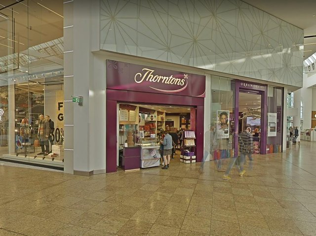 Thorntons announced they were closing all their shops in March 2021, putting 600 jobs at risk.