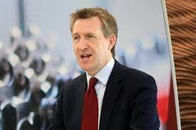 Mayor Dan Jarvis