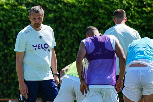 Slavisa Jokanovic takes charge of his first friendly as Sheffield United boss this evening (Sheffield United)
