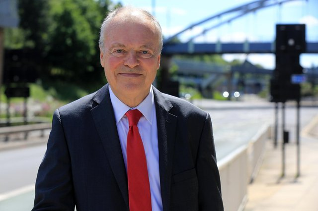 Sheffield MP Clive Betts wants the region's buses to be brought back under public control