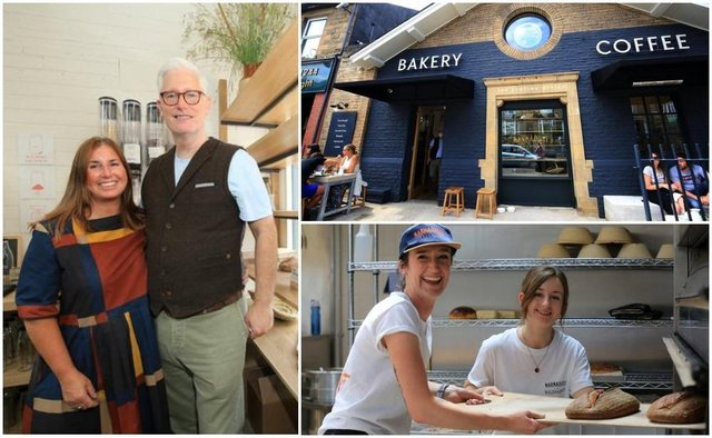 Marmadukes' Sorting Office café and sourdough bakery has opened on Ecclesall Road today