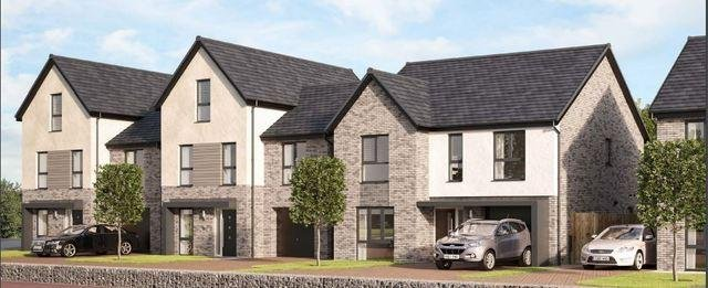 Avant Homes wants to build 74 properties on Owlthorpe Fields.