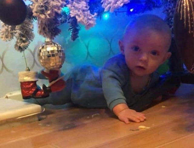 Despite paramedics' best efforts Louie was pronounced dead at Sheffield Children's Hospital