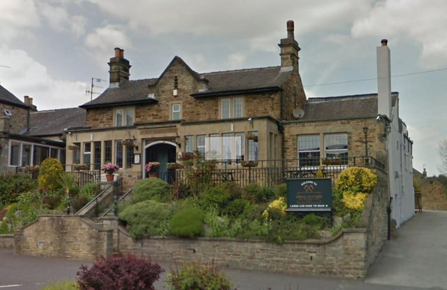 The Cross Scythes in Totley, Sheffield (pic: Google)