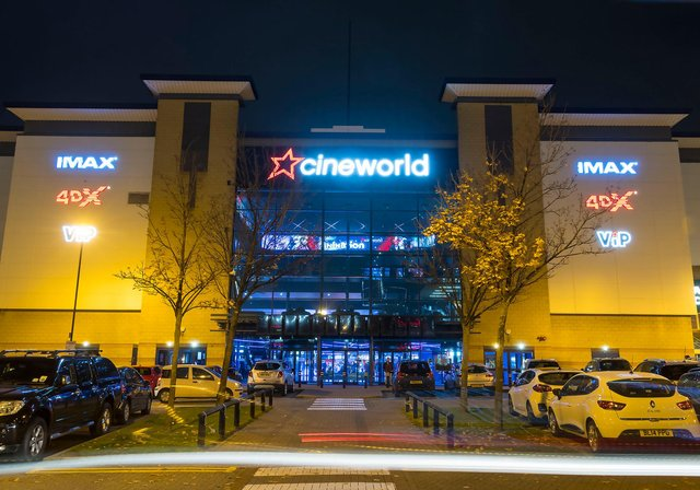 Cineworld in Sheffield is hosting a special premere of James Bond: No Time to Die tonight for NHS staff and key workers.