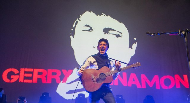 Gerry Cinnamon will be one of the first performers on stage when Sheffield Arena reopens