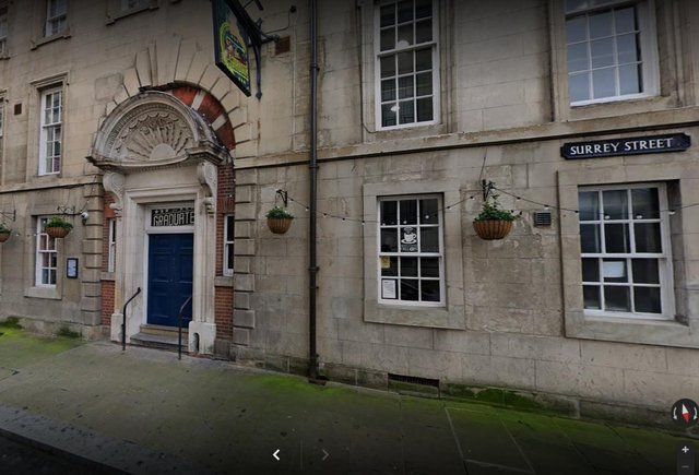 The Graduate on Surrey Street is one Stonegate pub opening on Monday.