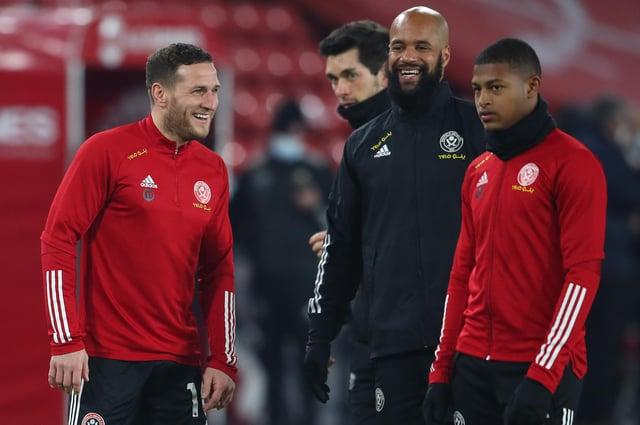 Billy Sharp is backing Rhian Brewster to score goals for Sheffield United next season: Simon Bellis/Sportimage