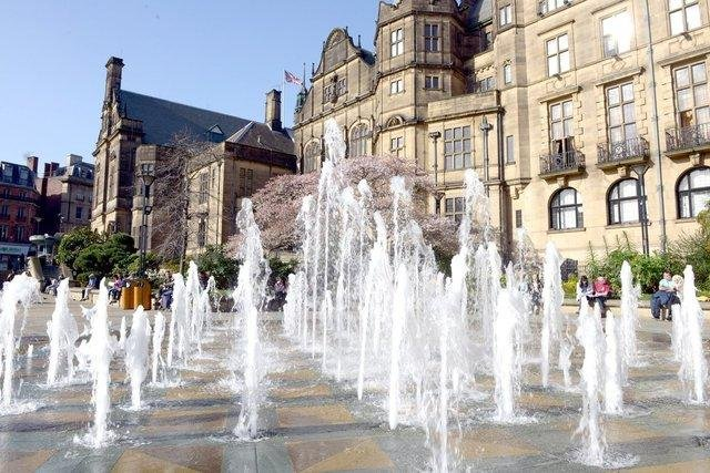 The exciting events that will bring Sheffield city center to life this summer will be secured by Covid.