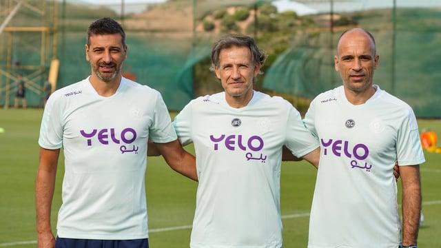 United have appointed three new members of staff to Slavisa Jokanovic's backroom team (Sheffield United)