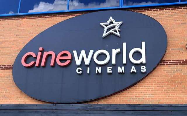 Cineworld cinema  - PA