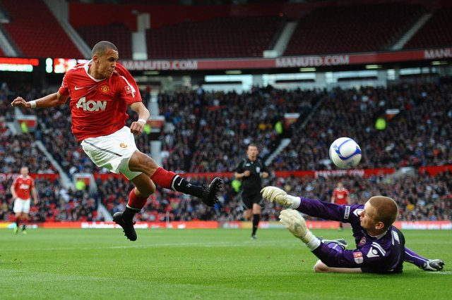Ravel Morrison had the world at his feet as a youngster at Manchester United.
