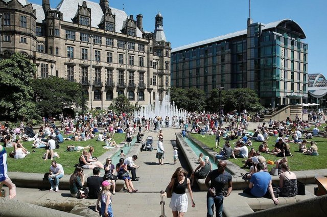 Here are some of the things you can do in Sheffield with the kids this summer holidays, including visiting a beach in the city centre.