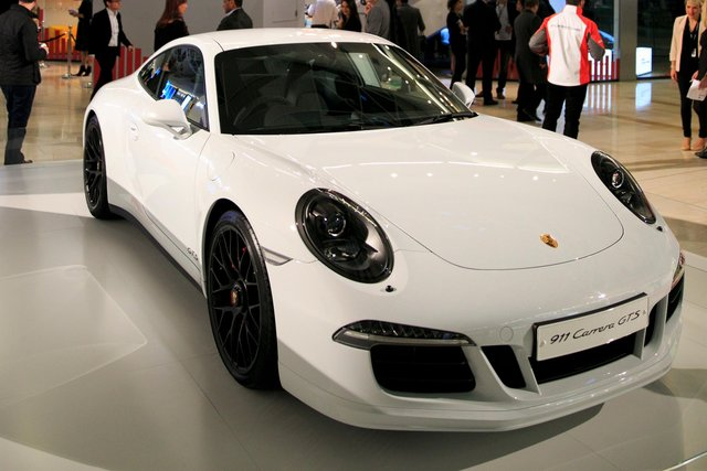 If you see Jim in a white Porsche in Dundee, just give him the thumbs up