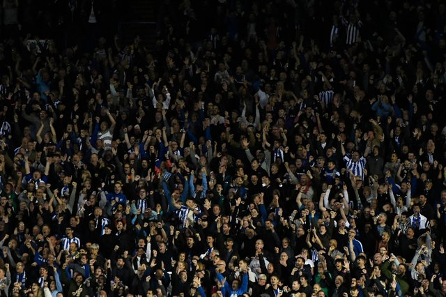 Many Sheffield Wednesday fans have become apathetic towards the club this season because of matters on and off the pitch. (Photo by George Wood/Getty Images)