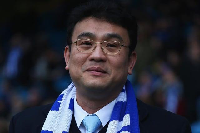 Sheffield Wednesday owner Dejphon Chansiri.