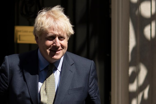 Prime Minister Boris Johnson said the Government needed to act now to save lives. Picture by Dan Kitwood/Getty Images.