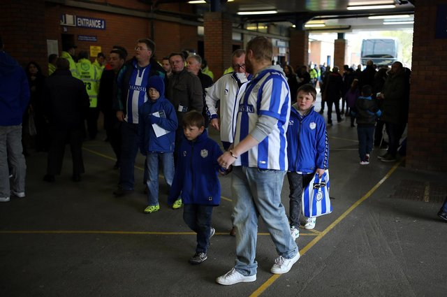 Sheffield Wednesday fans will wait on who they've got on the opening day of next season.