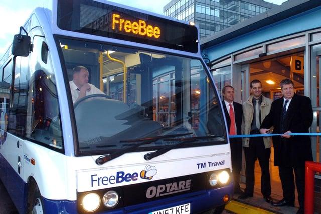 FreeBee bus