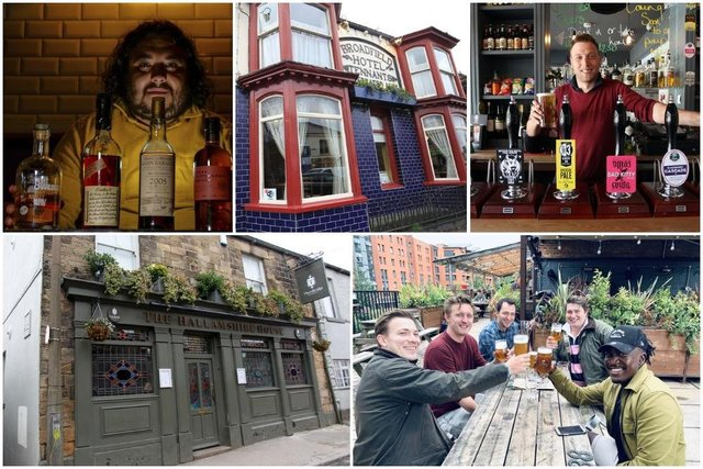 One of the organisers of Sheffield Beer Week, Jules Gray, has put together a list of nine of the city's best pubs to mark the annual beer festival which has been forced online this year