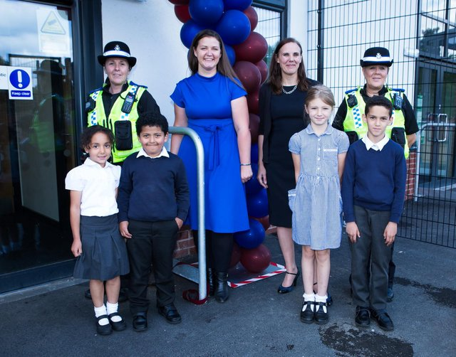 Byron Wood Academy opening day