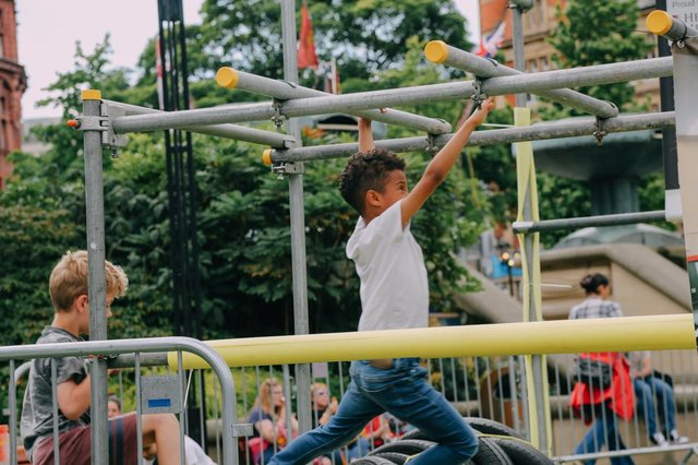 The Cliffhanger festival is set to return to Sheffield city centre this summer
