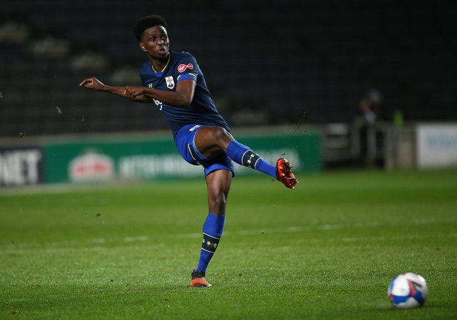 Sheffield Wednesday are believed to be closing in on former Southampton youngsterDavid Agbontohoma.
