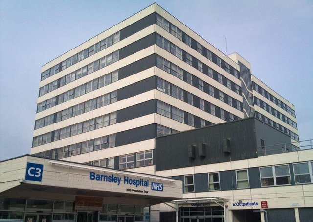 Barnsley Hospital.