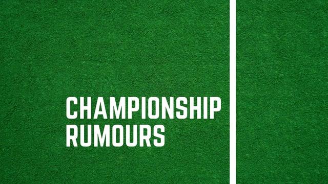 Latest Championship gossip.