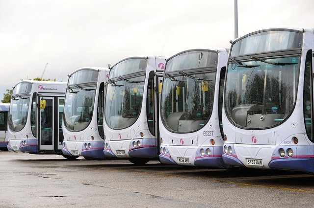 First South Yorkshire said its buses were being diverted due to 'repeated' acts of vandalism and anti-social behaviour in Wybourn, Sheffield
