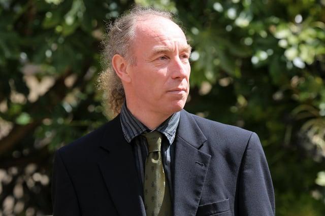 Coun Douglas Johnson. Picture: Chris Etchells