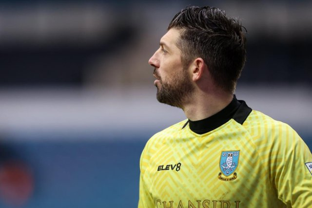 Keiren Westwood is back fit for Sheffield Wednesday.