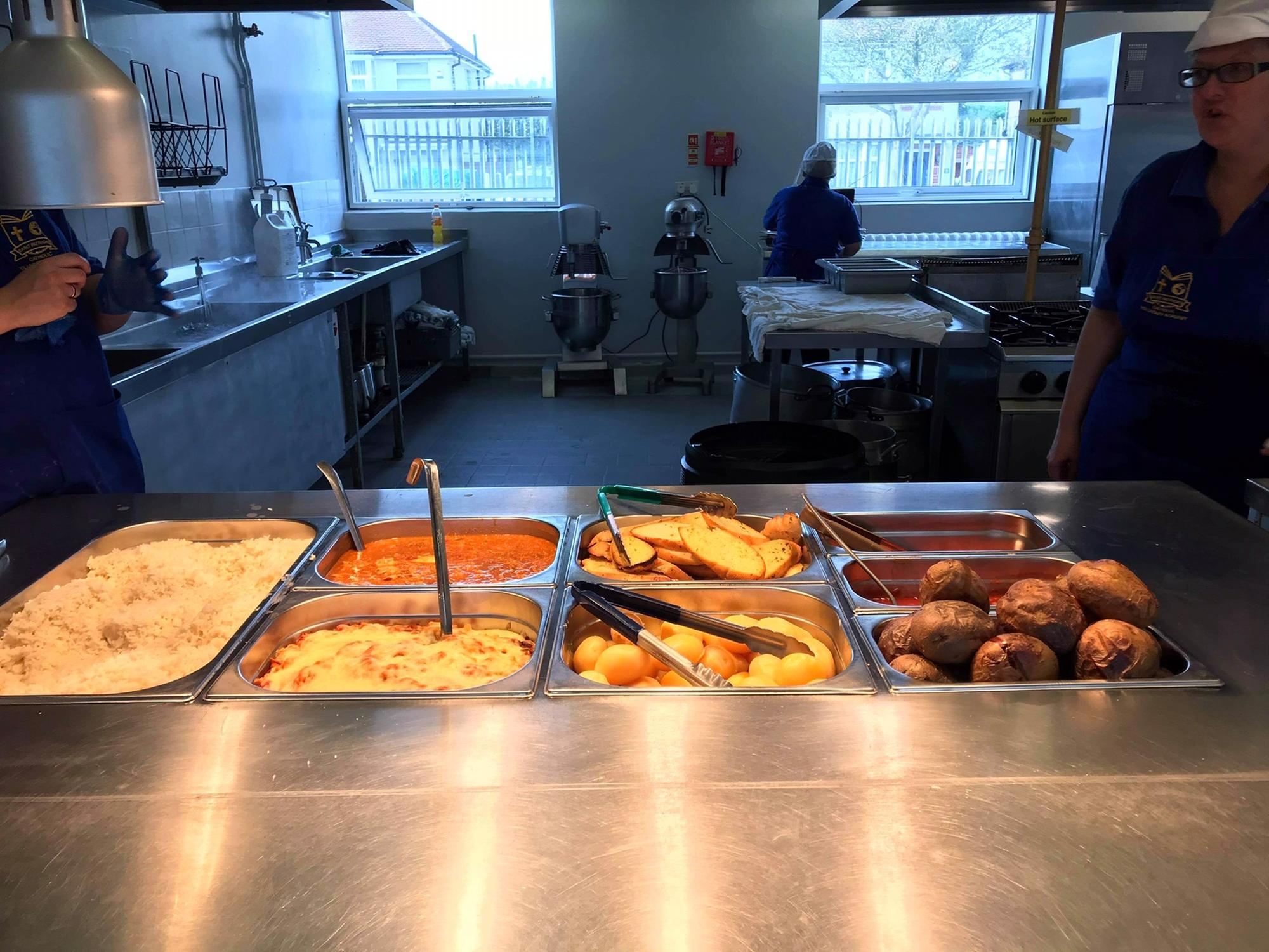 Sheffield school brings catering in-house in effort to offer free hot meals to all pupils