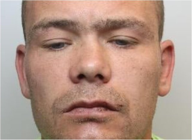 Daniel Bligh has been jailed over the robbery of a milkman
