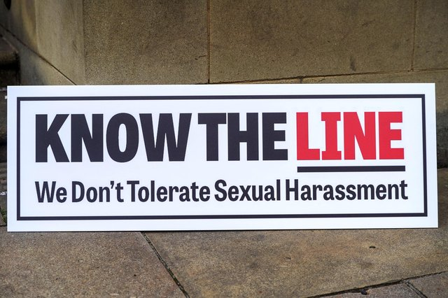 A city-wide campaign against sexual harassment in the workplace has been launched in Sheffield