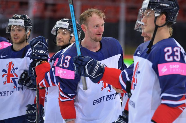 Davey Phillips - will he be reunited with Justin Hodgman at Sheffield Steelers?