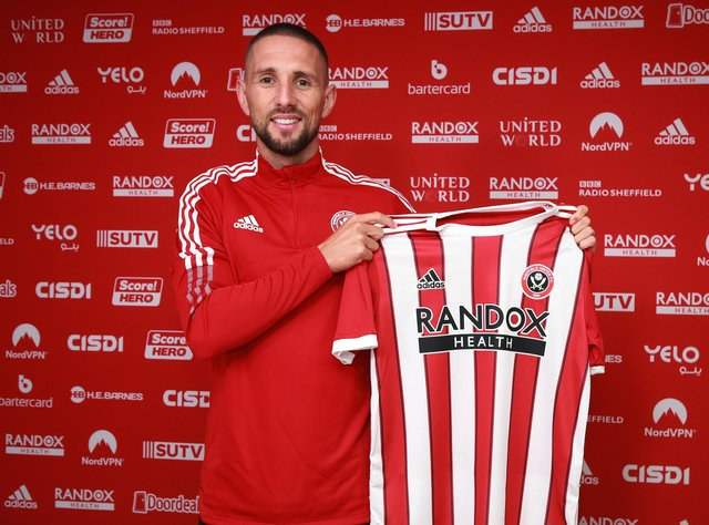 """Exciting"""" - Conor Hourihane's first words as a Sheffield United player after loan from Aston Villa is finalised   The Star"""