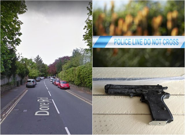 One person has been interviewed under caution over a shooting on Dore Road in Sheffield