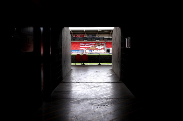 United travel to Doncaster's Keepmoat Stadium later this month (George Wood/Getty Images)