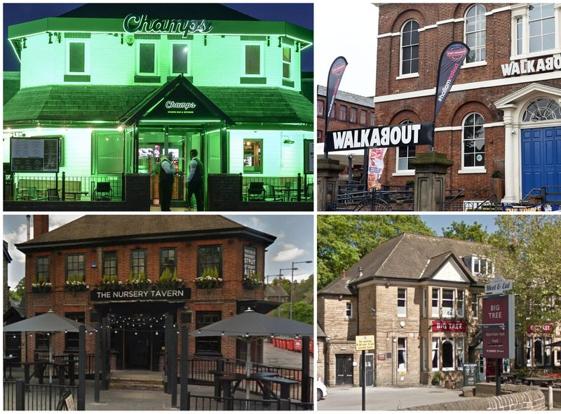 These are ten of the best pubs in Sheffield to watch the Champions League Final on May 29.