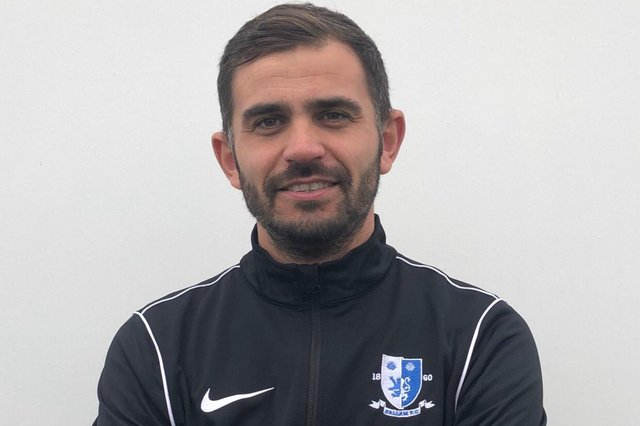 Hallam FC boss Craig Denton has brought his players back early for the sake of their mental health.