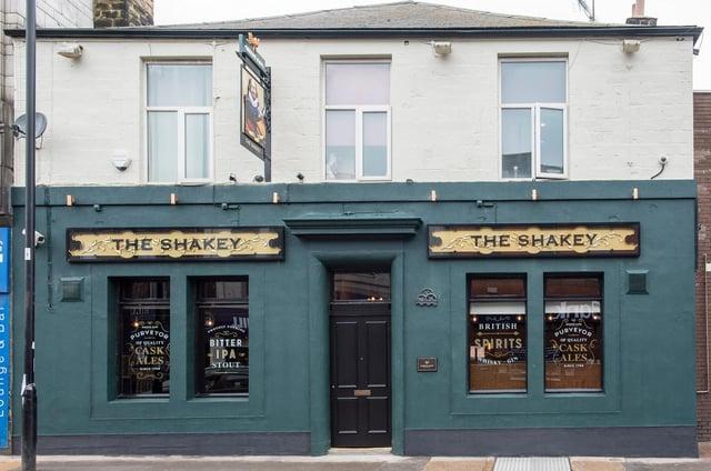 The Shakey Bradfield Road  Sheffield