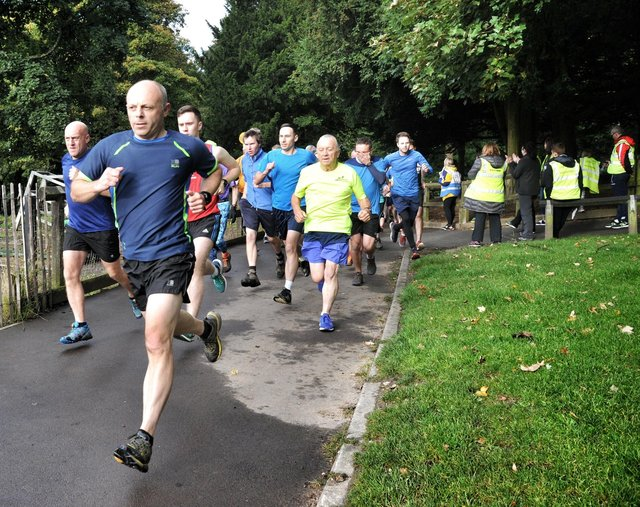 Parkruns were due to return but the date has now been put back until the end of June