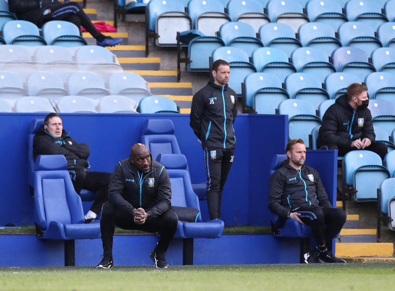 Darren Moore is unable to sign new players while Sheffield Wednesday remain under a transfer embargo.