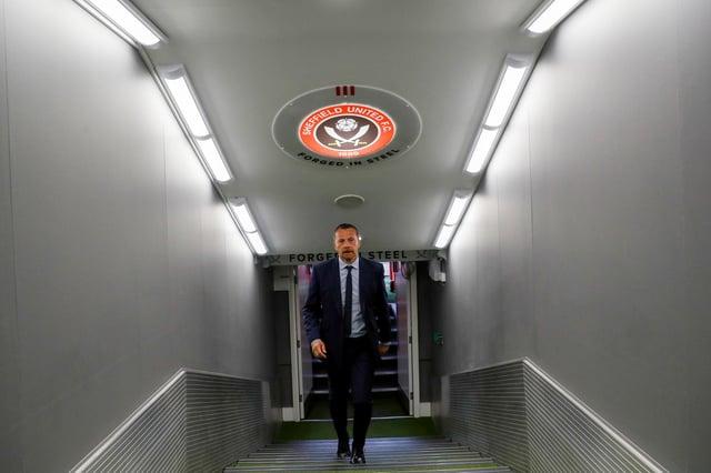 Slavisa Jokanovic is the new manager of Sheffield United: Darren Staples / Sportimage