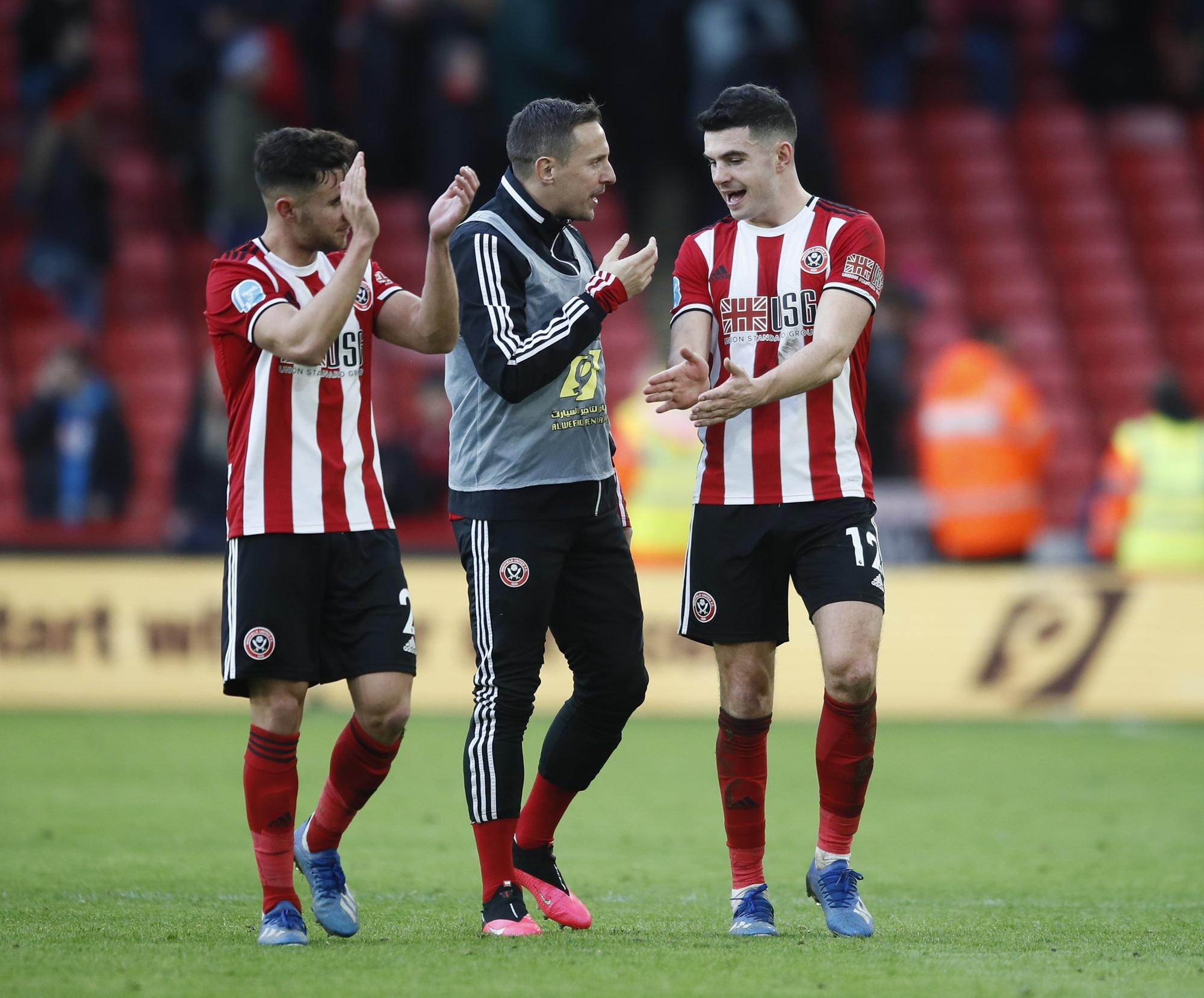 Sheffield United are set to go into battle against ...