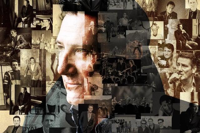 Tony Hadley, celebrating 40 years in showbusiness
