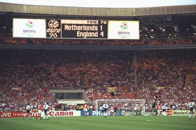 Sheffield Wednesday physio Alan Smith was at the very centre of England's Euro 96 campaign.